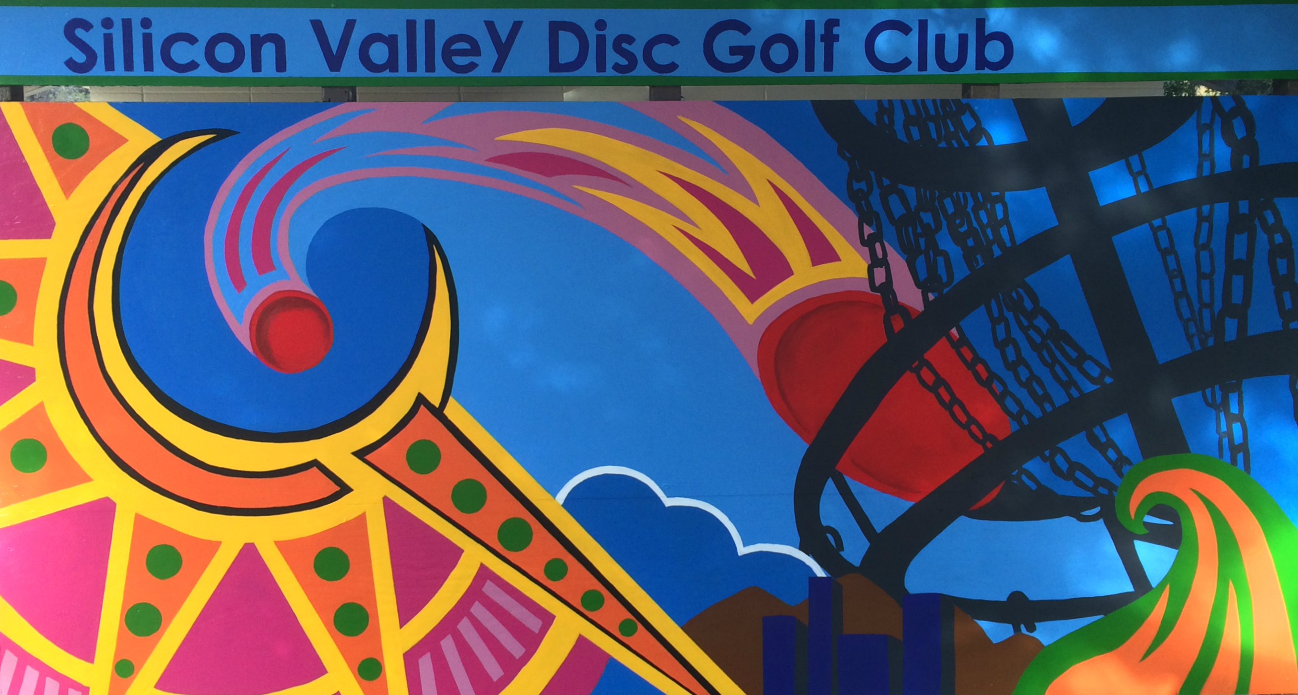 Safari Disc Golf Logo